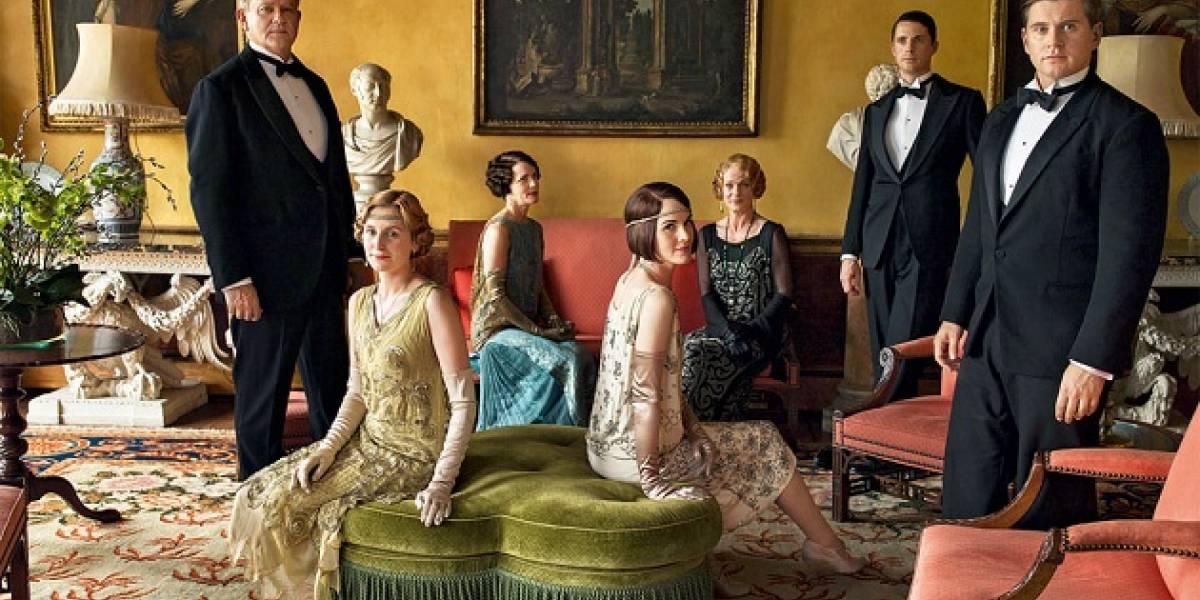 La serie Downton Abbey adaptada para la gran pantalla