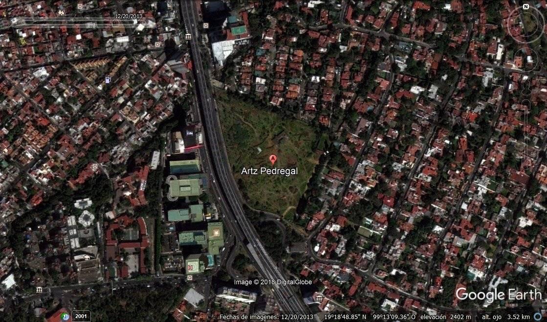 Diciembre de 2013 Foto: Google Earth