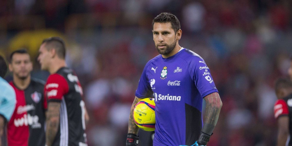 Anuncia Santos Laguna la salida de Djaniny Tavares