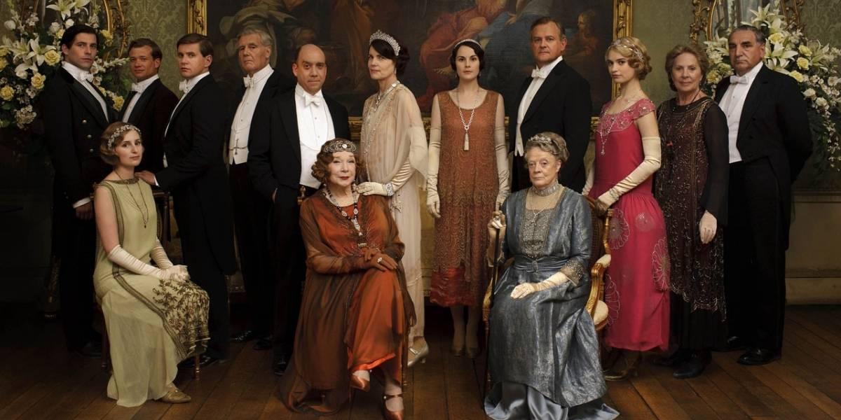 Downton Abbey vai ganhar filme com elenco principal original