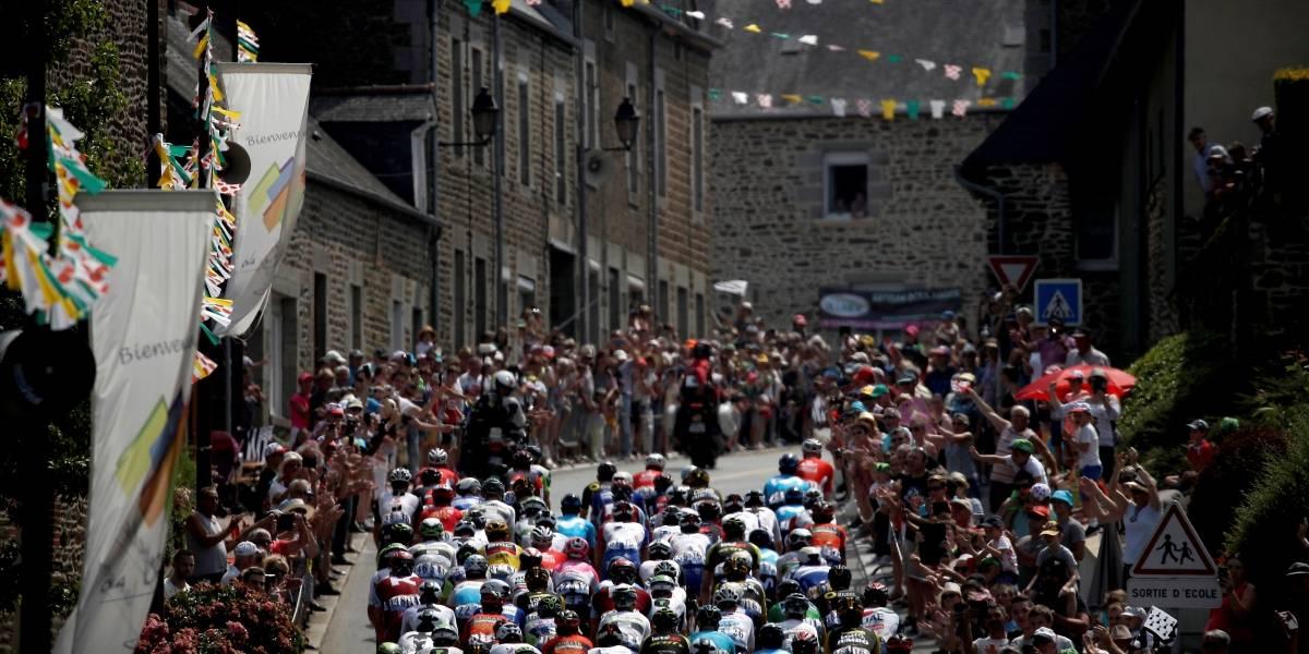 En vivo la etapa 7 del Tour de Francia: un largo paseo por el norte francés