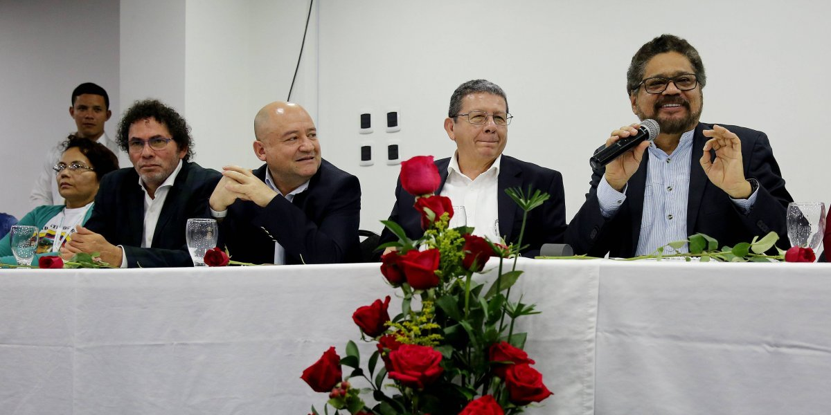 Empieza diligencia en la JEP con la presencia de 32 líderes de las Farc