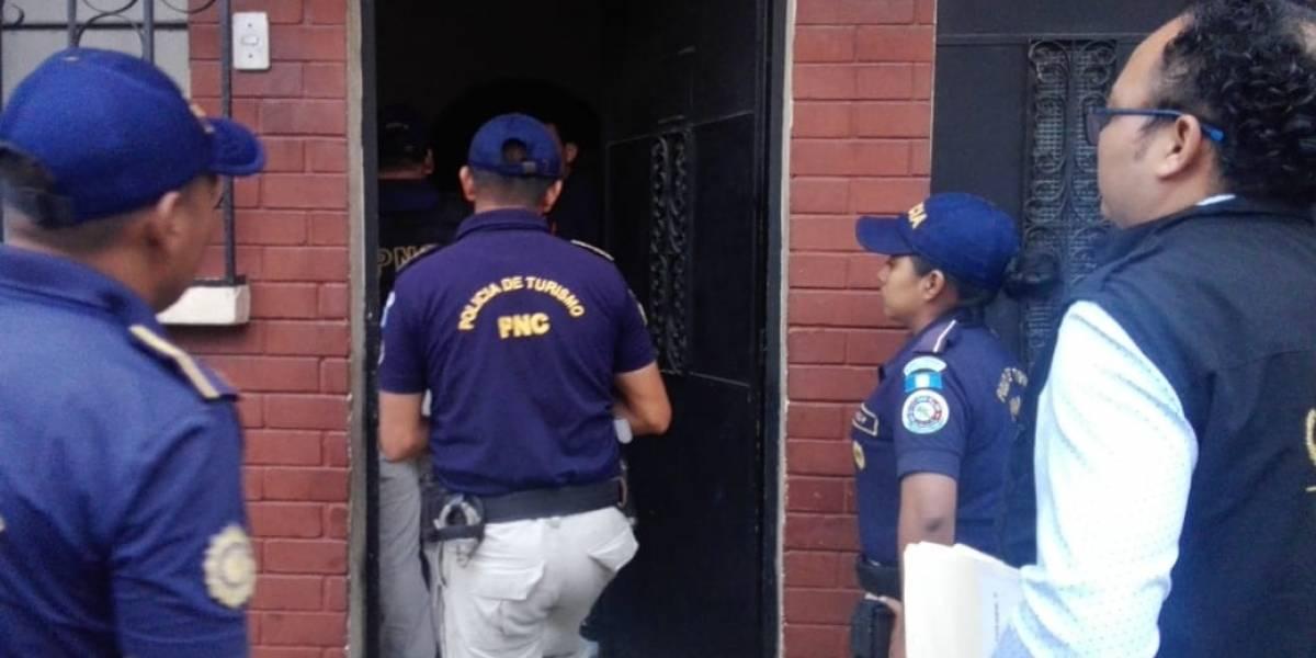 Realizan operativo contra red criminal dedicada a asaltar a turistas