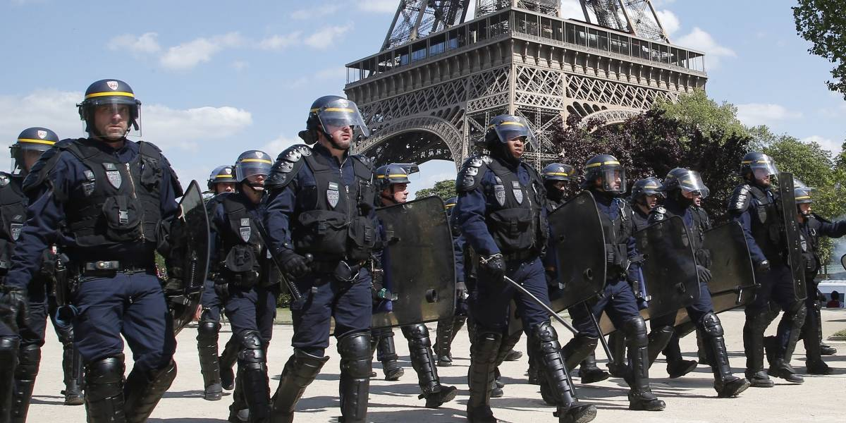 Para evitar un ataque terrorista: este es el megaoperativo que Francia desplegará en París para la final del Mundial Rusia 2018