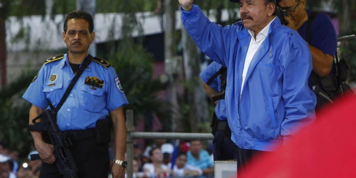 Nicaragua sitiada por la violencia: Chile patrocina proyecto de resolución para elecciones y diálogo