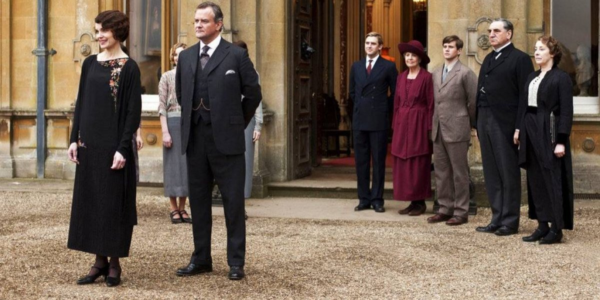 """Downton Abbey"" regresa como una película"