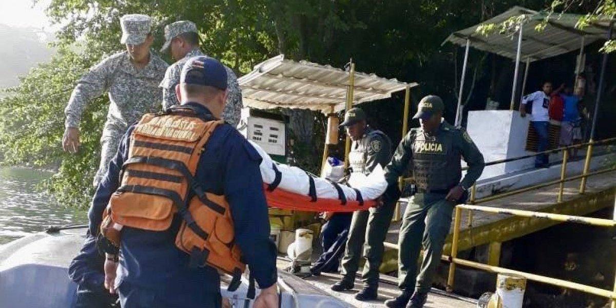 Coyotes arrojaron a 62 migrantes a aguas del Golfo de Urabá; uno de ellos murió