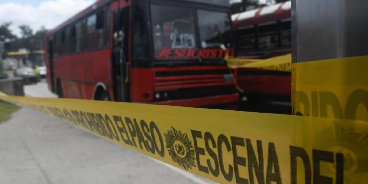 Usac, Municipalidad de Guatemala y transportistas se reunirán el lunes