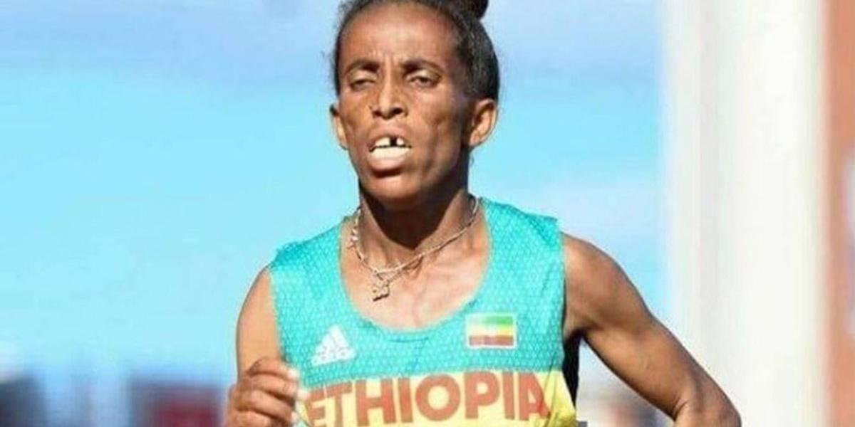 Atleta da Etiópia ganha bronze no Mundial de Atletismo Sub-20 e levanta polêmica por aparentar ser mais velha