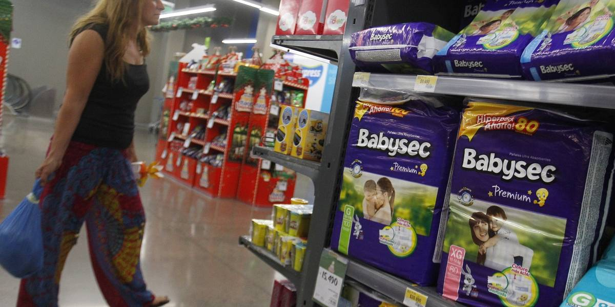 7 millones de pañales a disposición: SII donará piezas que presentan pequeñas fallas sin pagar impuestos