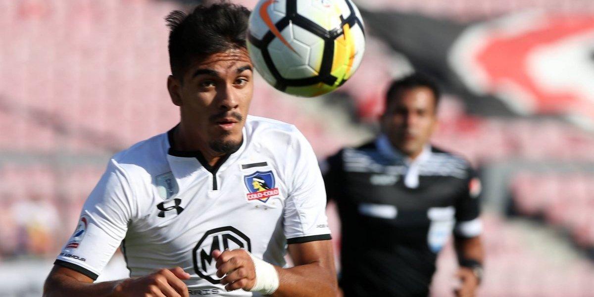 Colo Colo pierde otra pieza de ataque y le resta opciones a Héctor Tapia