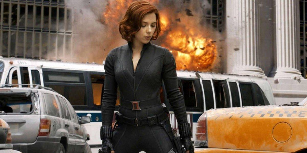 Película en solitario de 'Black Widow' ya tiene directora