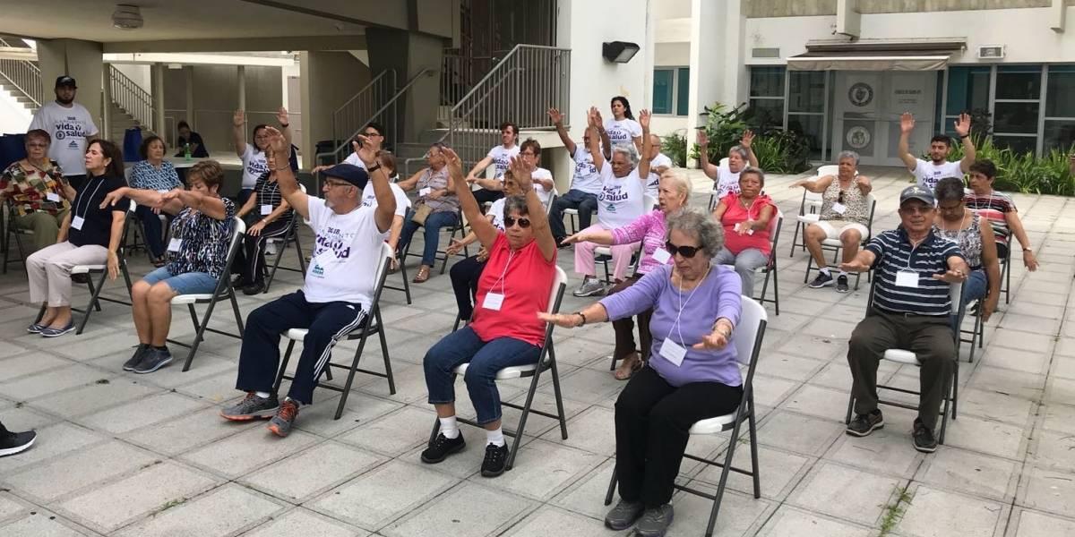 Ciencias Médicas ofrece campamento de verano para adultos mayores