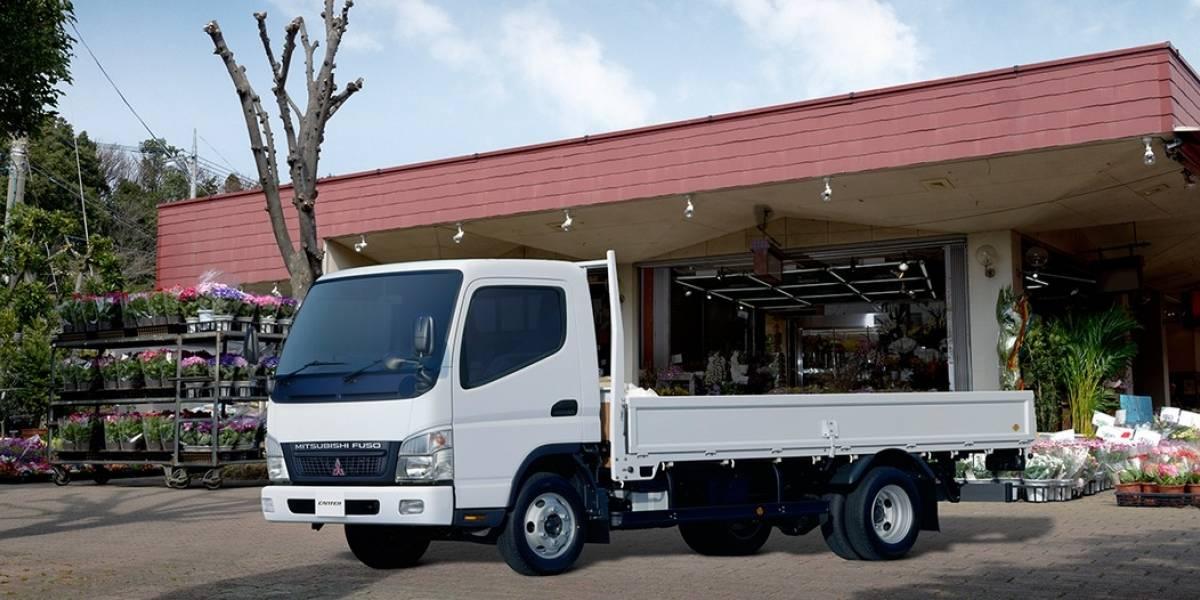 Renuevan el diseño de los vehículos comerciales Canter de Fuso