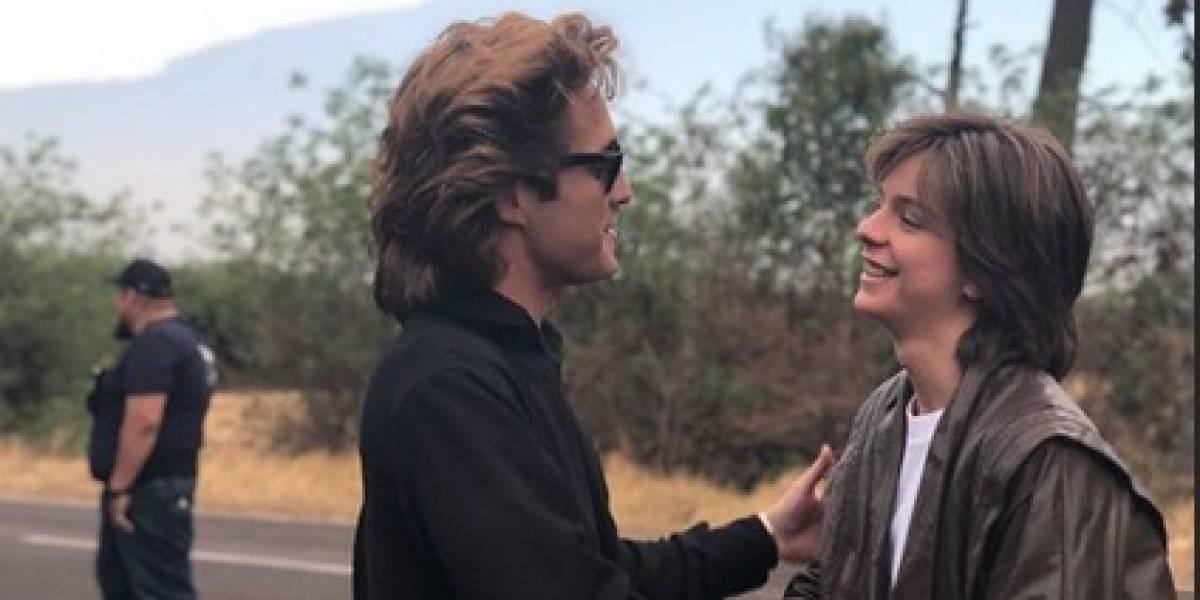 Diego Boneta se despide con nostalgia de Luis Miguel