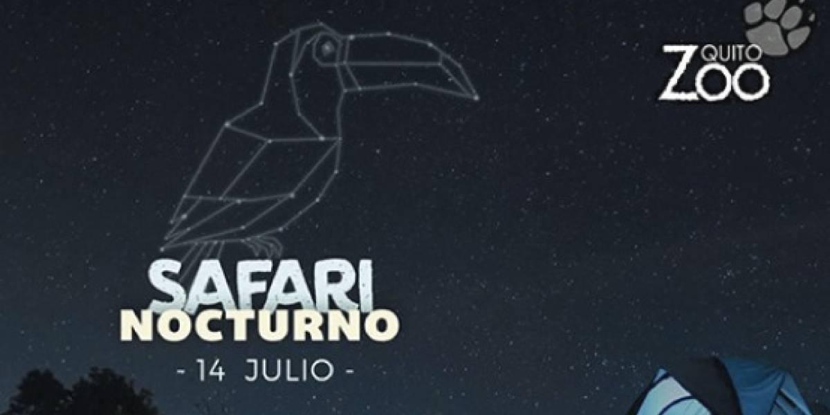 En Quito Habrá Safari Nocturno en el Zoológico de Guayllabamba