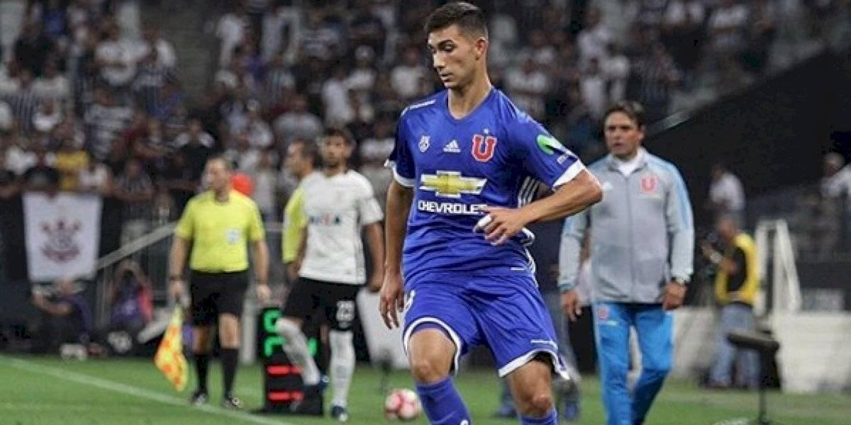 Joven promesa argentina que desechó la U fue nominado a la selección trasandina Sub 23