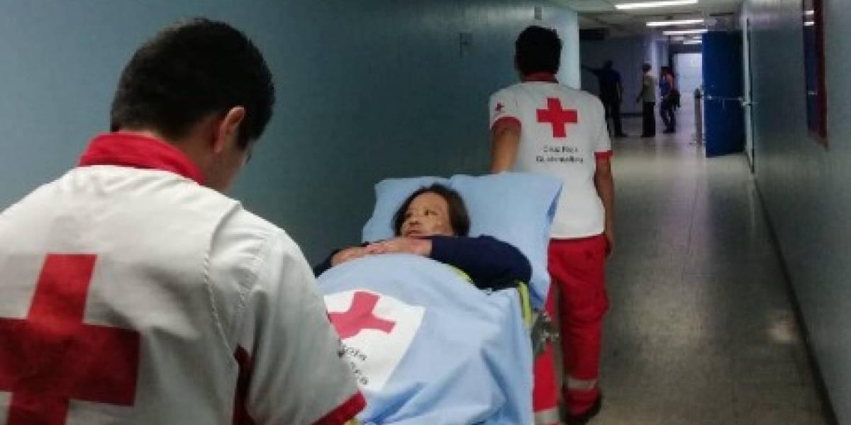 Regresa tercer paciente que fue atendida en México