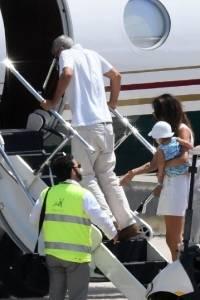 Así está George Clooney tras su accidente de moto en Italia