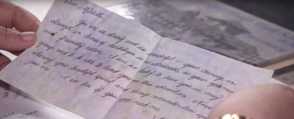 Difunden carta íntima que Meghan Markle le escribió a una amiga YouTube