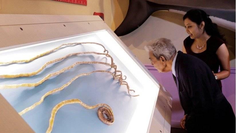 El hombre con las uñas más largas del mundo decide cortárselas después de 66 años