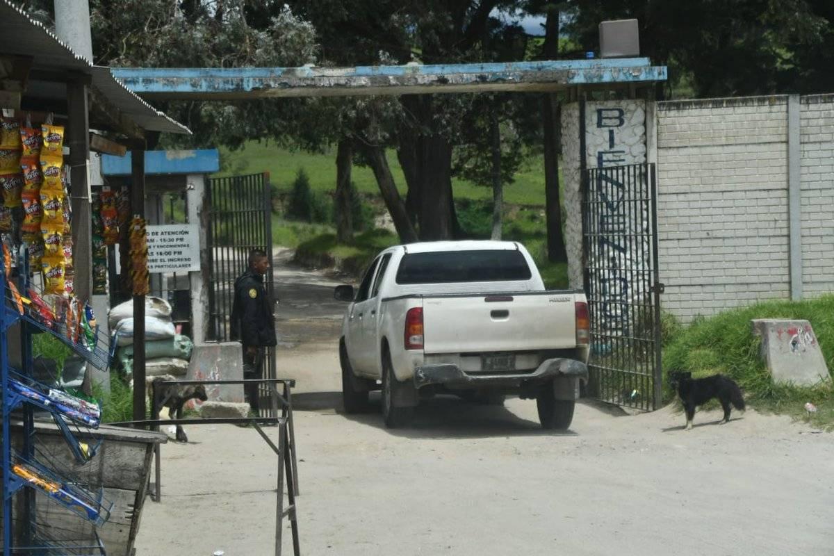 localizan túnel en cárcel Cantel