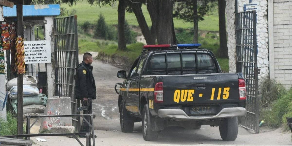 Localizan túnel para posible fuga de reos en cárcel Cantel