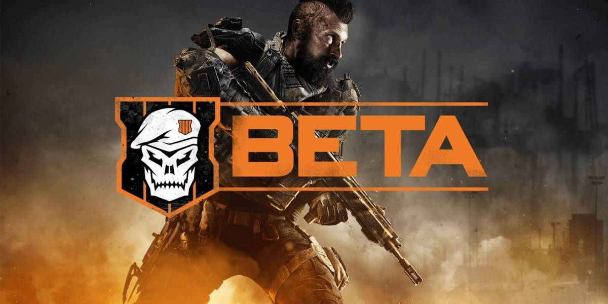 Black Ops IIII' anuncia su primera beta multijugador — Call of Duty
