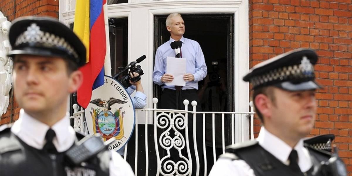 Assange podría dejar de estar encerrado tras declaración clave de la Corte IDH