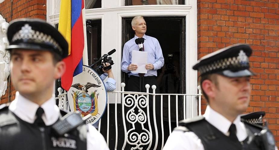 """""""Gran victoria para Assange"""": Corte IDH entrega declaración clave sobre su asilo"""