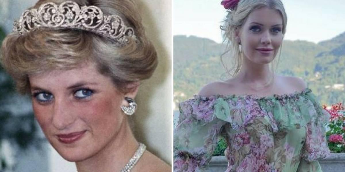Kitty Spencer: A sobrinha da Princesa Diana