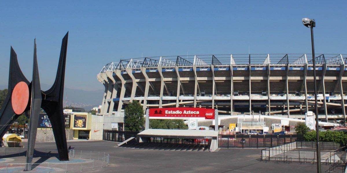 VIDEO: El Estadio Azteca presume su nuevo equipo de audio