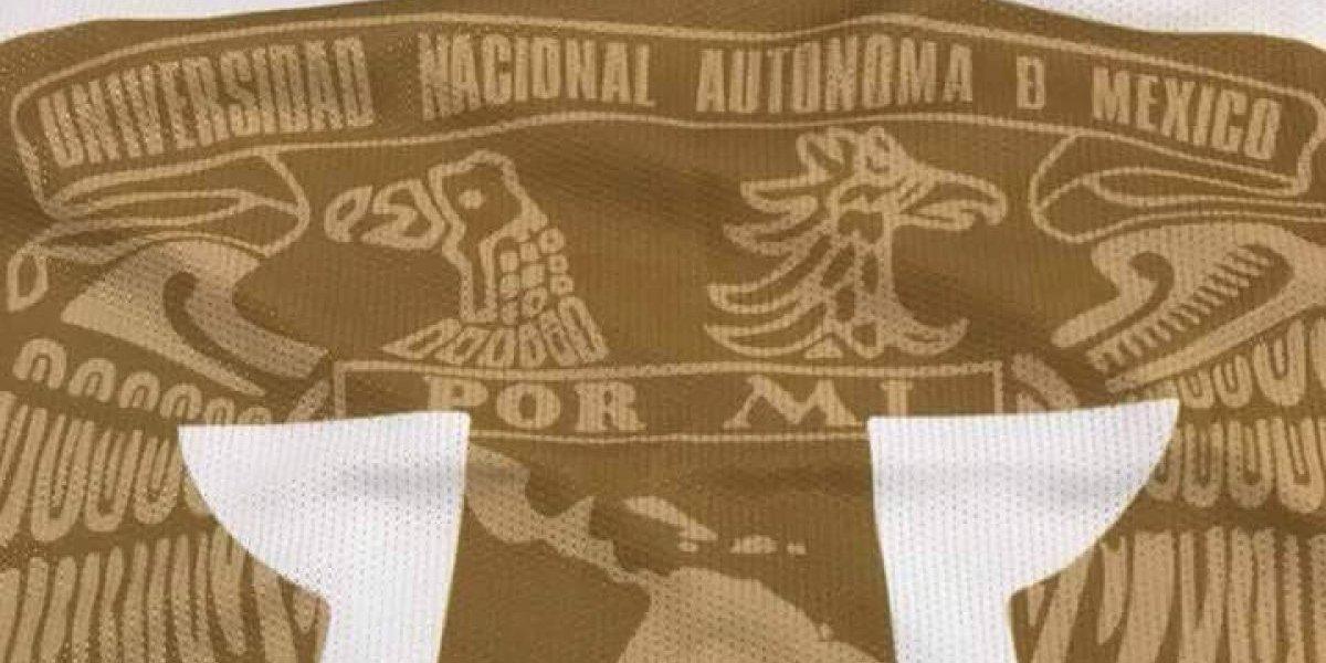Así sería el nuevo uniforme de Pumas para el apertura 2018 ... cffa95e17b2e7