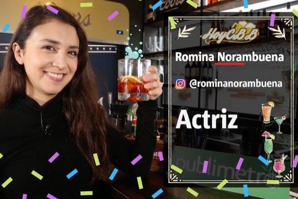 HoyCBB con Romina Norambuena, actriz de Perdona Nuestros Pecados