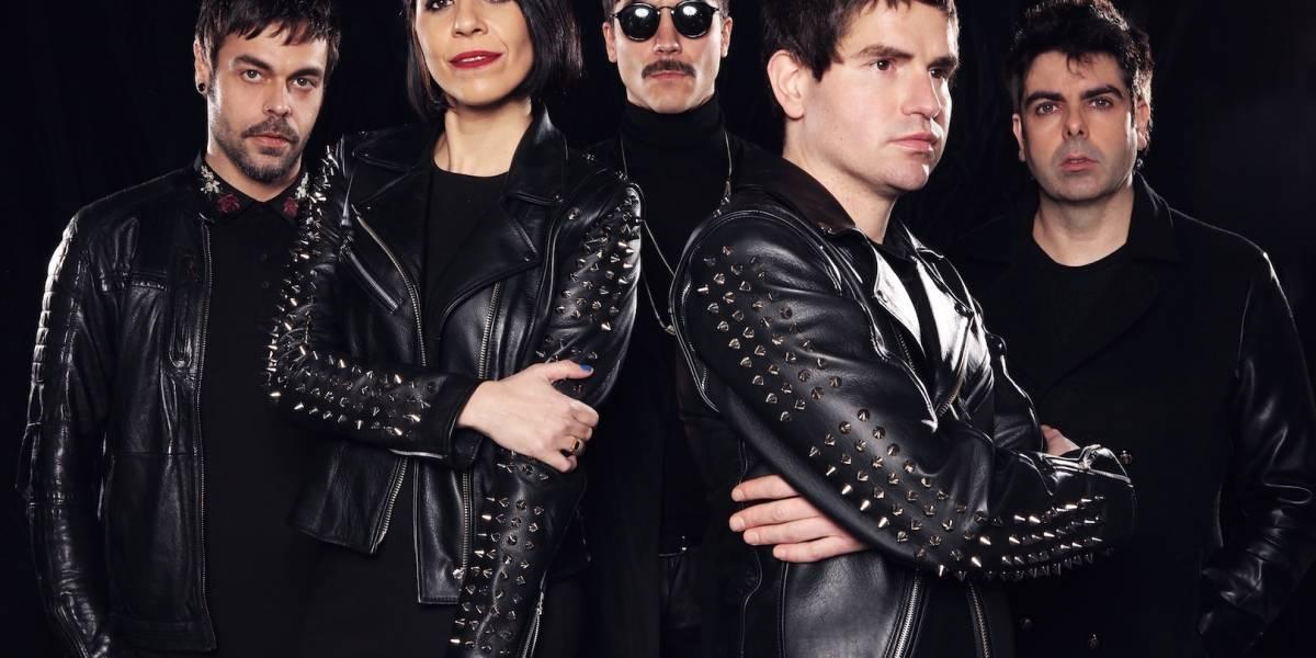 Banda española Dorian regresa a Chile para presentar su nuevo álbum