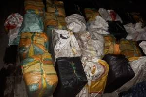 Decomisan sumergible con cocaína en aguas del Pacífico