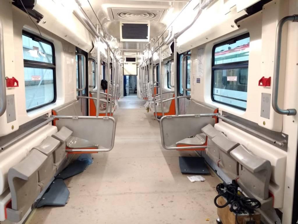 México: Conoce cómo serán los nuevos trenes de la línea 1 del Metro de la CDMX