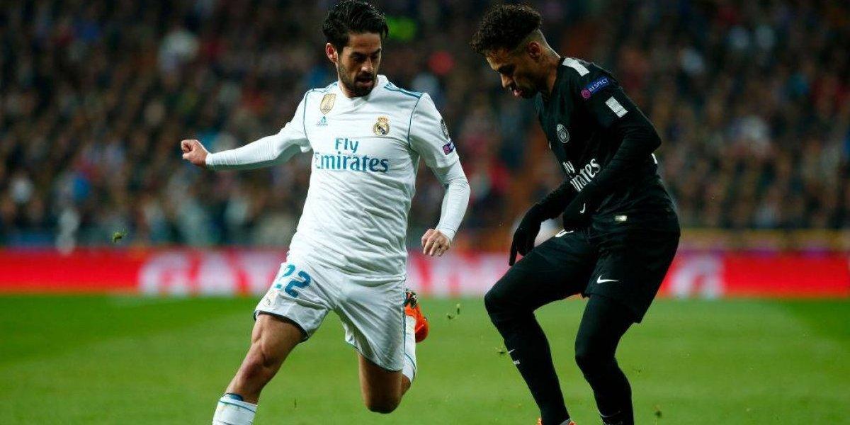 ¿Neymar será la bomba del Real Madrid para reemplazar a Cristiano Ronaldo?