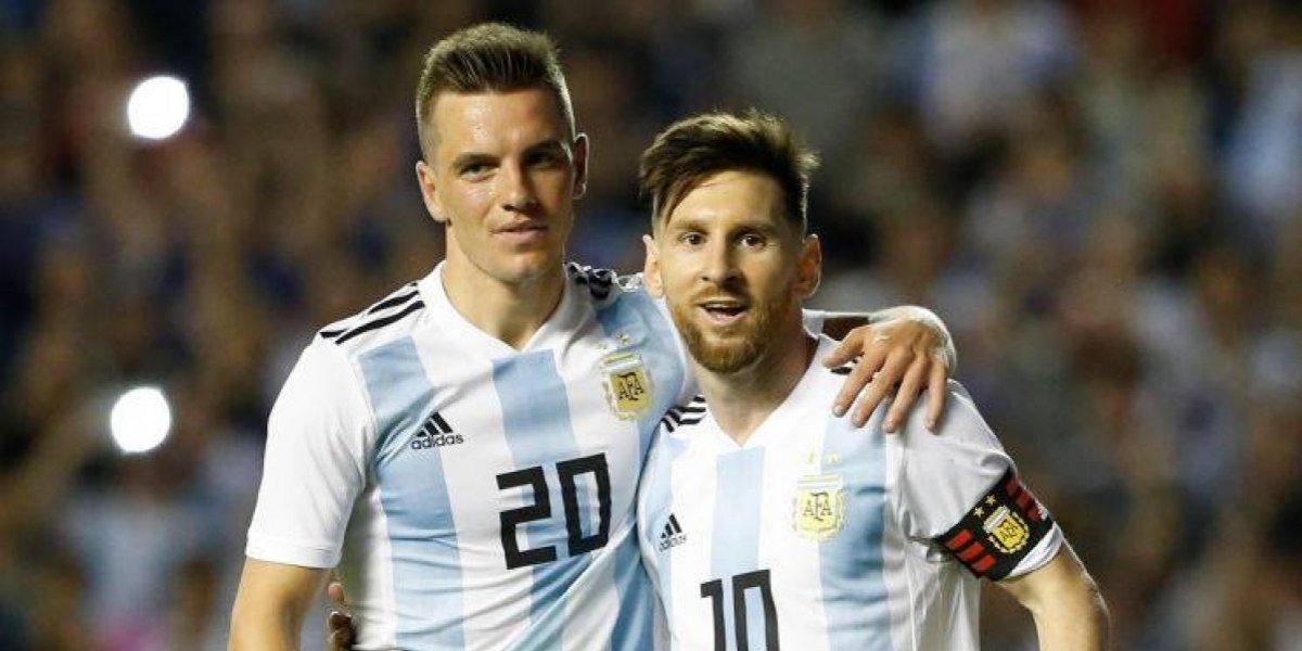 """Messi en el ojo del huracán: El '10' se habría encargado de """"cortar"""" a Fazio y Lo Celso de Argentina"""