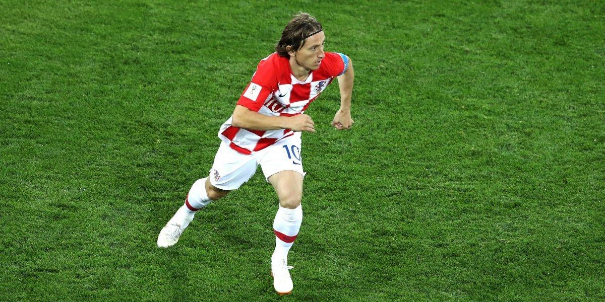 Luka Modric, de superar la guerra hasta ganar el doblete The Best-Balón de Oro en 2018