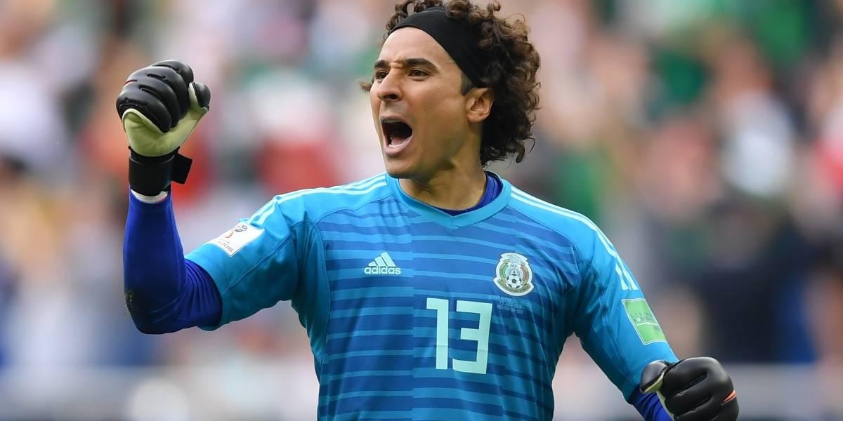 Ochoa aspira a ser el mejor guardameta del Mundial