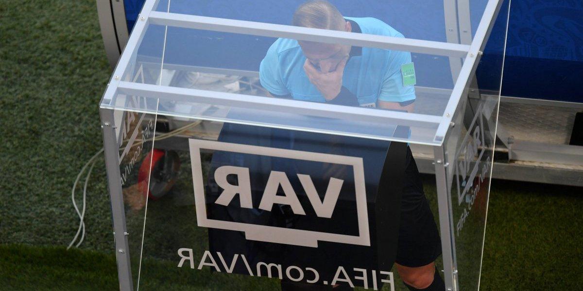 FIFA se dice satisfecha con el VAR en Rusia 2018