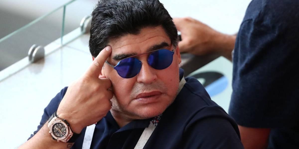 "Maradona volvió a ridiculizar a Sampaoli: ""Argentina tiene un ajedrecista como técnico"""