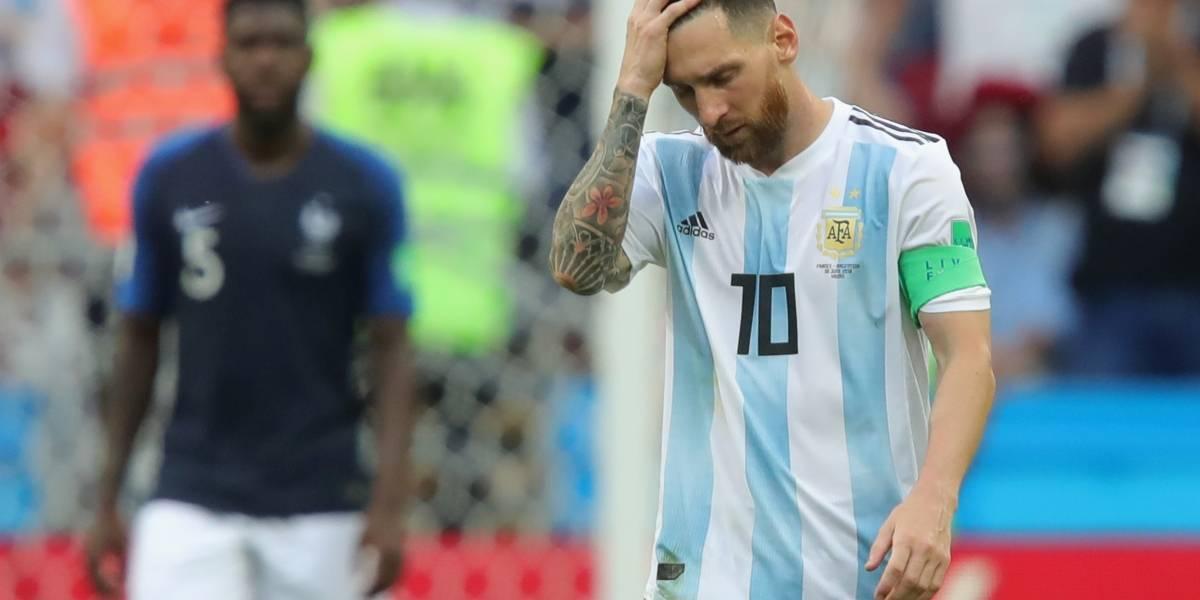 Así fue la ruptura entre Messi y Jorge Sampaoli