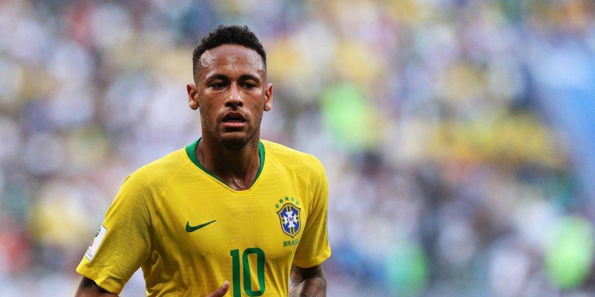Neymar envía mensaje a Mbappé y Rakitic