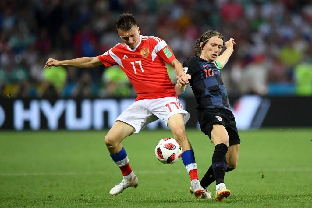 El ruso Aleksandr Golovin es uno de los deseos de Juventus / Foto: Getty Images