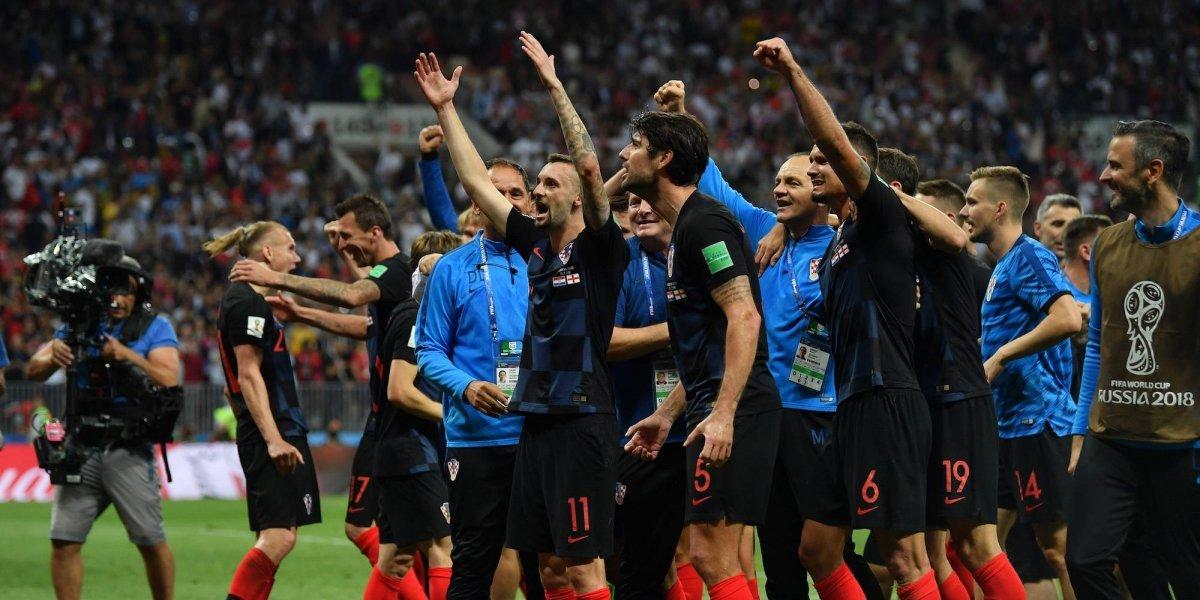 Historia coloca a Croacia como campeón en Rusia 2018