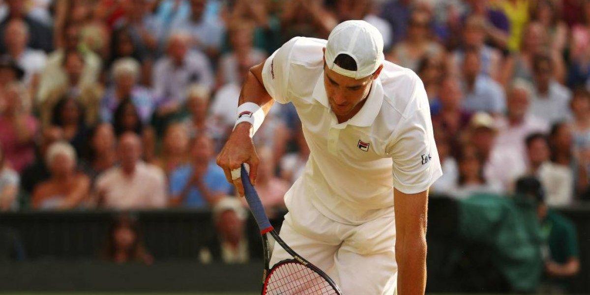 """Isner pide cambios en Wimbledon: """"Creo que sería sensato utilizar el tiebreak en el quinto set"""""""