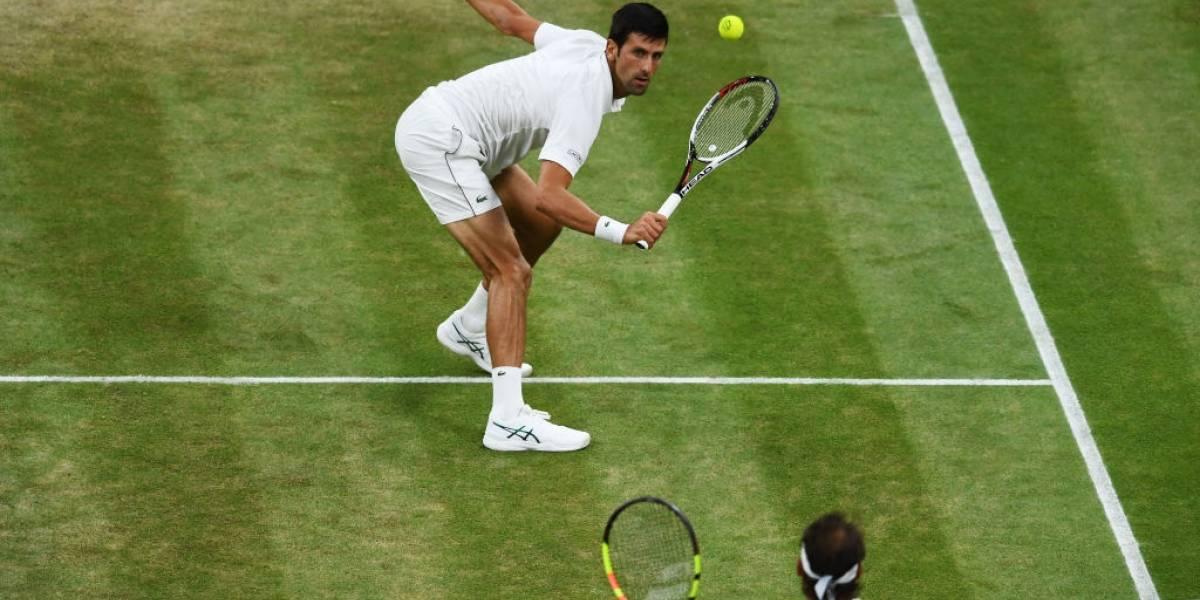 El espectacular Nadal-Djokovic continuará este sábado en Wimbledon