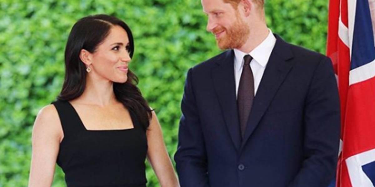 Meghan y Harry escaparon de sus compromisos para tener una romántica cena en Irlanda